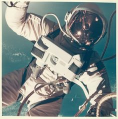 """""""It's the saddest moment of my life."""" —astronaut Ed White after finishing his spacewalk on August 31, 1965 """""""