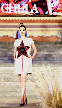 Asian Identity Inspiration. Hue Traditional Craft Festival 2017. Designer : Chula. Photo : Huy Anh