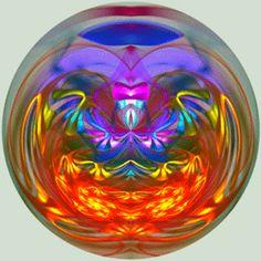 Ball fractal III by luisbc
