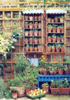 Garden Filing, Country Living Magazine (UK)
