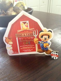 1000 Images About Basty S Mickey Mouse Farm House