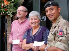 All in a night's work – community show raises £2.3k