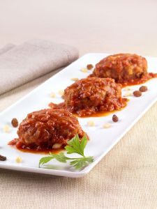 The following two recipes, Polpette al Pomodoro (Meatballs in Tomato Sauce) and Salsa di Pomodoro (Mamma Agata's Tomato Sauce), are from Chiara Lima's beautifully prepared book, Mamma Agata, …