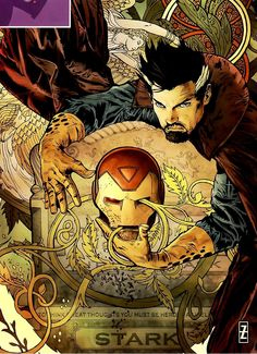 A character who needs a movie...  Doctor Strange --> I agree