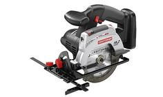 Craftsman Volt 5 Cordless Circular Trim Saw (Tool Only - No laser model) Delta Power Tools, Power Tools For Sale, Cheap Power Tools, Power Tool Batteries, Cordless Power Tools, Best Cordless Circular Saw, Delta Table Saw, Wooden Accent Wall, Circular Saw Reviews