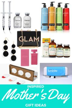 Mother's Day Gift Guide: Checkout my selection of fabulous fashion, beauty and wellness gift ideas for your special mom