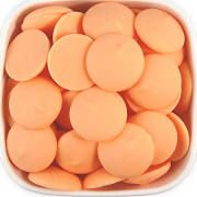 Peach Candy Melts 1 LB - pastel orange melting chocolate wafers for cakepops or chocolate making Chocolate Candy Melts, Chocolate Wafers, Chocolate Molds, How To Make Chocolate, Melting Chocolate, Chocolate Making, Chocolate Covered, Cake Pop Icing, Fondant Cakes