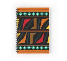 Colorful African Print  Spiral Notebook Custom Design, Scarves, Spiral Notebooks, African, Colorful, Pencil Skirts, Bespoke Design, Scarfs