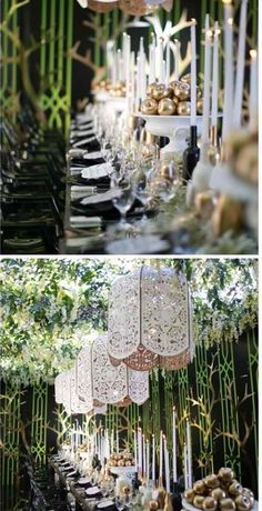 Glamour wedding Table..