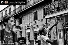 "#Repost @drandallblythe with @repostapp.  ""Local kids on their way home from school""- photo #1. 5.3.2016 New Orleans Louisiana. These two friends were walking home through the French Quarter after school yesterday yelling & laughing & chopping it up like little kids do. I was shooting from the hip after setting the distance on my rangefinder to capture stuff between 3 to 6 feet & I caught a ton of people's faces as they walked by without them knowing it- the Leica is great for that. When I…"