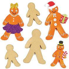 Lebkuchenmännchen aus Pappmaché für Kinder zum Bemalen und Verzieren (10 Stück) Baker Ross http://www.amazon.de/dp/B00NC0XZS4/ref=cm_sw_r_pi_dp_L5Jrvb1RZNVG5