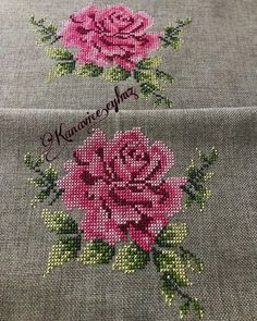 1 million+ Stunning Free Images to Use Anywhere Cross Stitch Cushion, Cross Stitch Rose, Cross Stitch Flowers, Cross Stitch Charts, Cross Stitch Patterns, Crewel Embroidery, Hand Embroidery Designs, Cross Stitch Embroidery, Crochet Shoulder Bags