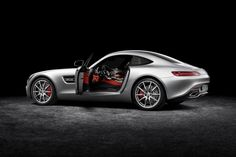 The new Mercedes-AMG GT is the second sports car developed entirely in-house by Mercedes-AMG.