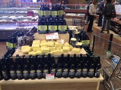 Whole Foods Beer n Cheese pairings