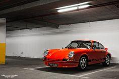 porsche 993 with ducktail | Porsche 911 2.7 Carrera RS … Love story ! (Vidéos)