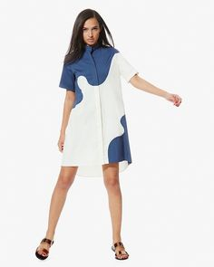 USE UnusedWave Cotton Shirtdressvia LuckyShops.com$413.00