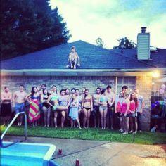 Sweet 16 Party (: hahaha!!!