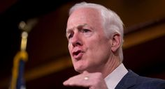 John Cornyn introduces NRA-supported background check bill
