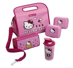 Tupperware | Hello Kitty(r) Lunch Solutions Set. No longer available after Aug 30th. Place your order with me or visit my website www.my.tupperware.com/serenanorthern