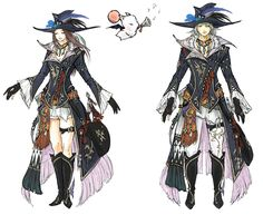 Bard from Final Fantasy XIV: Stormblood