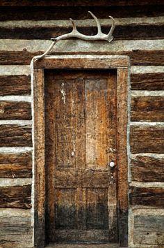 Lodge door
