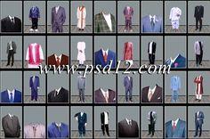 Coat PSD Files - Dress PSD For Photoshop