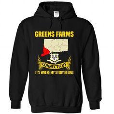 Greens Farms - Its where my story begins T-Shirt Hoodie Sweatshirts euo. Check price ==► http://graphictshirts.xyz/?p=55291