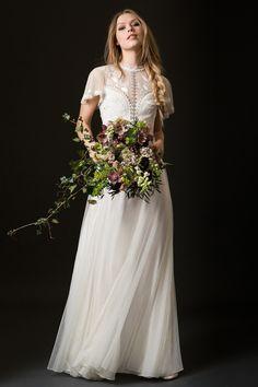 Abiti da sposa 2019  le tendenze moda dalle bridal week d5c86f5c541