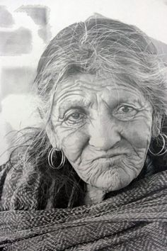 Hyper-realistic pencil drawings by Paul Cadden... My brain just exploded. #art #drawing #photorealism
