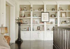 Built-ins, Built-ins, Built-ins....love them.