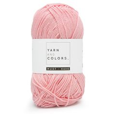 Yarn and Colors Must-have 046 Pastel Pink