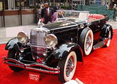 1931 Duesenberg Model J Convertible