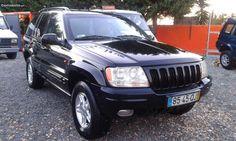 Jeep Grand Cherokee 3.1td automatico Novembro/00 - à venda - Ligeiros Passageiros, Faro - CustoJusto.pt