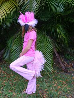 flamingo - will b my Halloween costume this year!!!!!