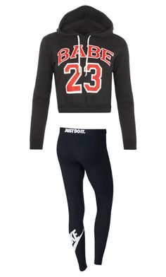 """""""Untitled #8"""" by perttypink on Polyvore featuring NIKE and WearAll"""