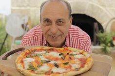 Gennaro's perfect vegetable Pizza