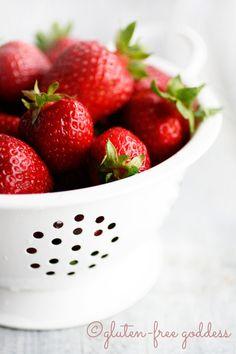 Gluten-Free Strawberry Recipes