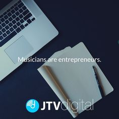 Musicians are entrepreneurs. Do you agree? #musicindustry #musicbusiness #jtvdigital #emergingartists #musicstudio #recordlabel #music #mixtapes #musicsubmissions #submitmusic #hiphop #rnb #audioengineer #studiolife #sellyourmusic #recordingstudio #songwriter #musicproducer #musician #indieartists #pop #rap #dubstep #beats #remix #musicmarketing #musicpromotion #artists #newmusicindustry