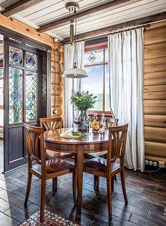 Классика деревянного домостроения с мотивами итальянского дизайна. Обсуждение на LiveInternet - Российский Сервис Онлайн-Дневников
