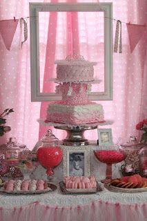 Celebrate My Whimsy: Baby Shower Styling