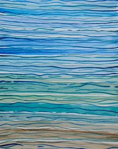 An abstract sea: Arty Farty Friday #23