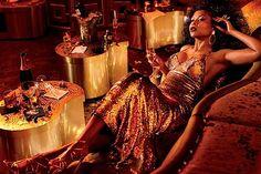 Taraji P. Henson Looking Flawless for Allure, Defends 'Empire' Co-Star Terrance Howard