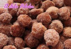 El dulce paladar: Tetitas fritas