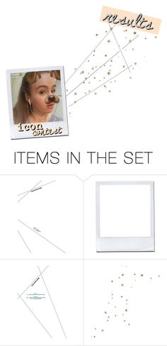 """""""lauren jane's 600 icon contest - results"""" by slightlyterrified ❤ liked on Polyvore featuring art"""