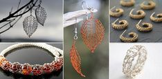 Wire Crochet Ideas Wonderful DIY Wire Crochet Jewelry [Free Pattern]