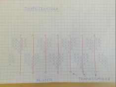 Neulevinkki: Tikapuutekniikka | Pistoja & Lastuja Mittens, Chart, Knitting, Socks, Fingerless Mitts, Tricot, Breien, Fingerless Mittens, Stricken