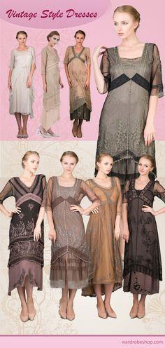 Vintage Style Dresses