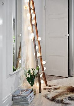 decorative ladder - Google Search