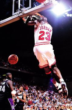 The Greatest player of all time #MJ
