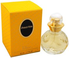 Women Christian Dior Dolce Vita EDT Spray 1.7 oz